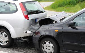 Autounfall in Spanien