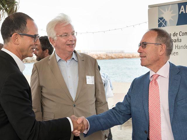 La Cámara de Comercio de Alemania AHK en Barcelona ha dado la bienvenida al verano 03