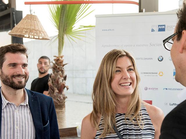 La Cámara de Comercio de Alemania AHK en Barcelona ha dado la bienvenida al verano 08